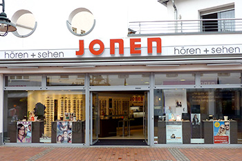 Jonen Filiale in Troisdorf
