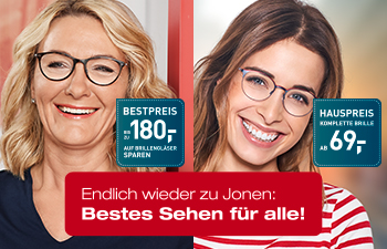 Neue Brillen 2020