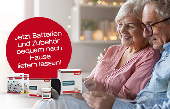 Batterien Nothilfe